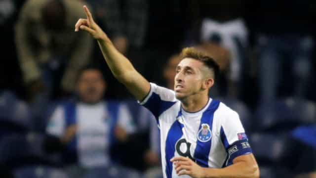 Apresentação de Herrera no Atl. Madrid já terá data
