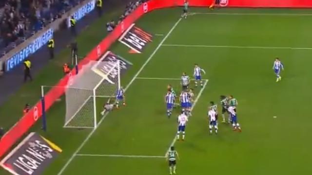 Casillas não tem dúvidas: Esta é a sua defesa favorita no FC Porto