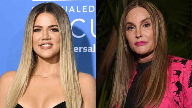 Khloé Kardashian não quer que Caitlyn Jenner conheça o filho