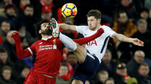 Premier League: Siga em direto os resultados e marcadores da 27.ª jornada