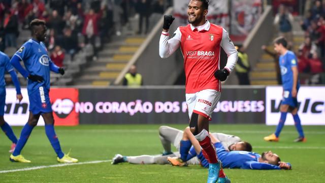 """Foi o Benfica que me ligou, tive proposta, mas optei pelo Sp. Braga"""