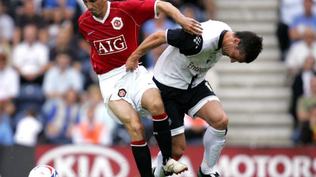 Morreu antigo jogador do Manchester United de cancro aos 36 anos