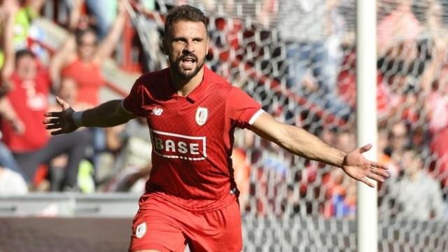 Orlando Sá está de regresso ao Standard Liège
