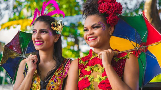 Carnaval 2018. Não é só no Rio de Janeiro que se faz a festa