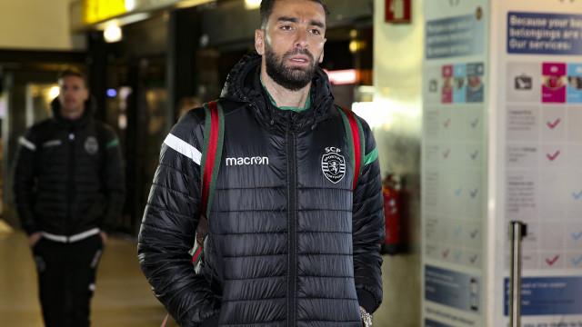 Rui Patrício gozará curto período de férias antes de se juntar à seleção
