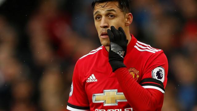 Alexis Sánchez quebra silêncio e justifica saída do Arsenal