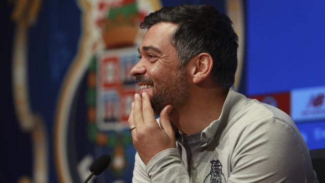 'Farpa' de Casillas ao Sporting é sinal de ambição, diz Sérgio Conceição