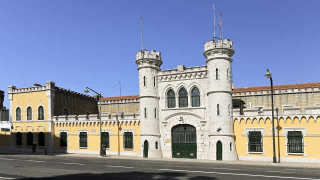 Rebelião no Estabelecimento Prisional de Lisboa