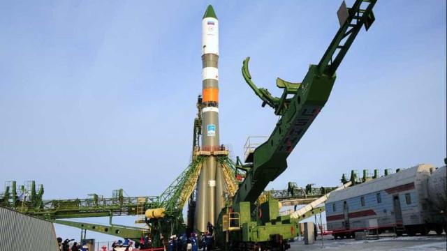 Abortado o lançamento de nave russa em direção à Estação Espacial