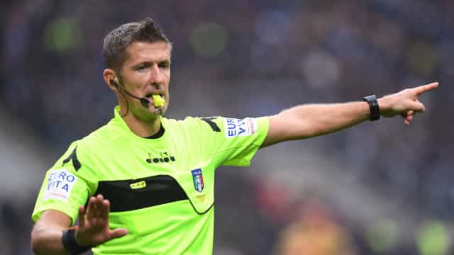 Já há árbitro para a receção do FC Porto aos ingleses do Liverpool