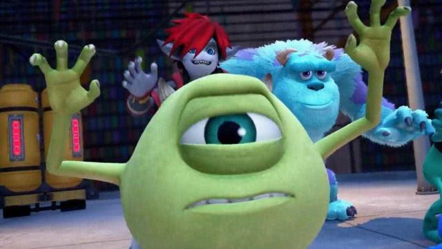 'Kingdom Hearts III', o jogo que o levará aos filmes da Disney e Pixar