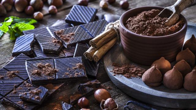 Cozinhar com chocolate é possível e aconselhado