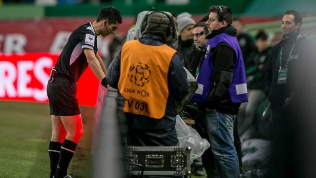 Conselho de Arbitragem assume erro no golo anulado ao Sporting