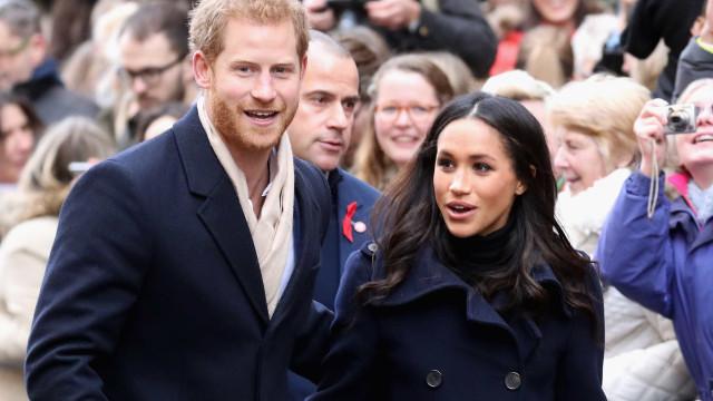Harry e Meghan Markle: Conheça todos os detalhes sobre o casamento real