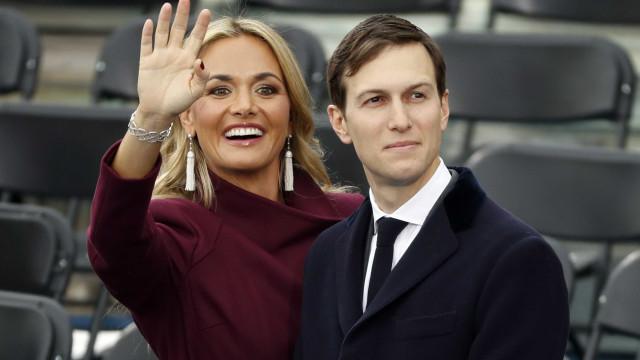 Revelada uma das razões que fez o casamento de Donald Trump Jr. 'tremer'