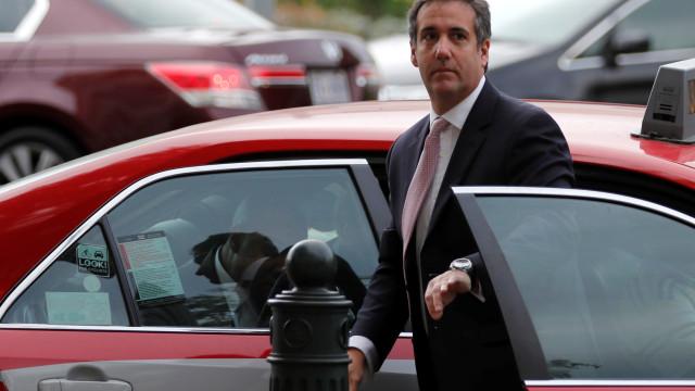 Ex-advogado insiste: Foi Trump quem o instruiu a comprar silêncio