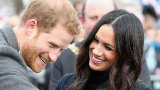 Programas românticos de Meghan e Harry incluem... ver 'The Crown'