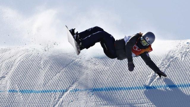 As quedas mais aparatosas dos Jogos Olímpicos de Inverno