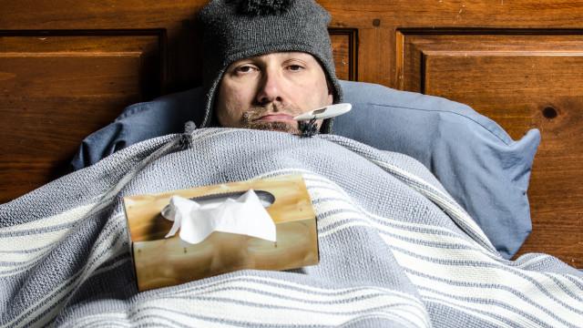 'Gripe masculina' é real