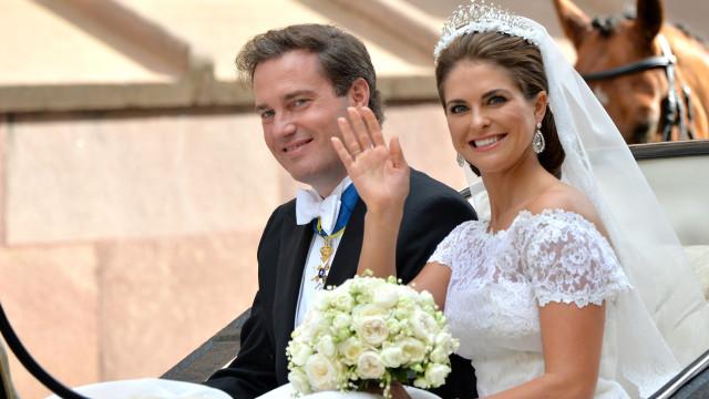 """Marido da princesa Madalena confessa: """"Limpei casas de banho"""""""