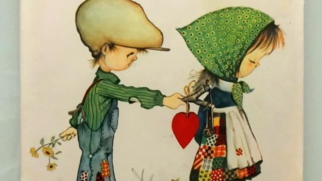 Há 39 anos que este homem envia este postal à mulher no Dia dos Namorados