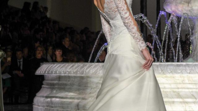 Veja as tendências dos vestidos de noiva para 2018