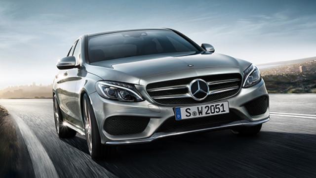 Nova geração Mercedes-Benz Classe C transmite várias sensações