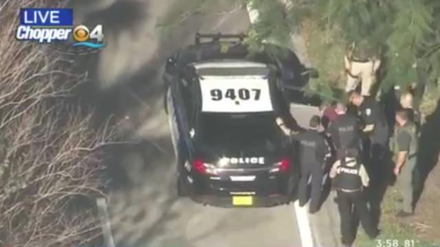 Atirador em liceu na Florida detido