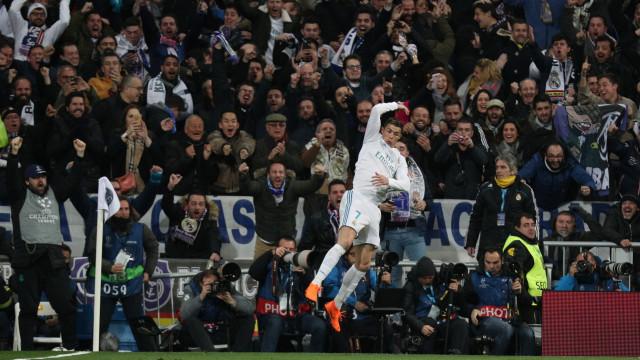 Mais uma noite, mais um recorde para Cristiano Ronaldo