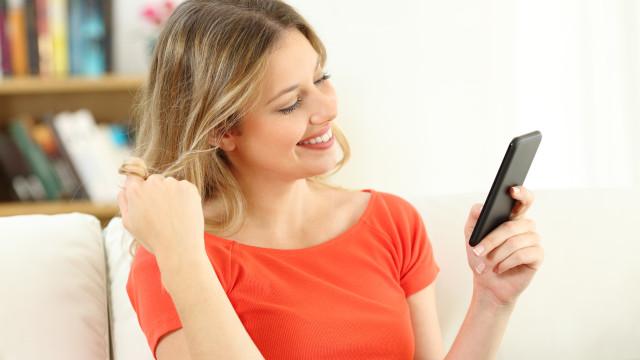 Amor virtual. Portugueses apostam em sites de encontros