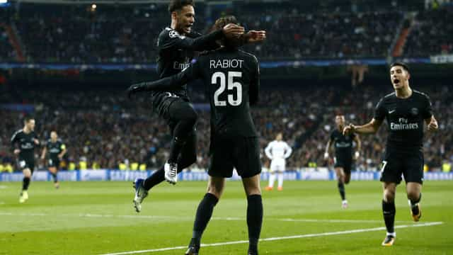 Rabiot deixa farpa a Neymar e companheiros após a derrota com o Real