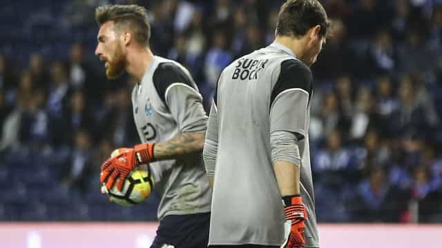 José Sá vs. Casillas: Os números que Conceição quererá espreitar
