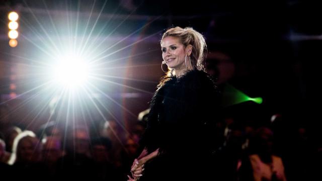 """Adolescentes contra Heidi Klum: """"Tenho uma voz e vou usá-la"""""""