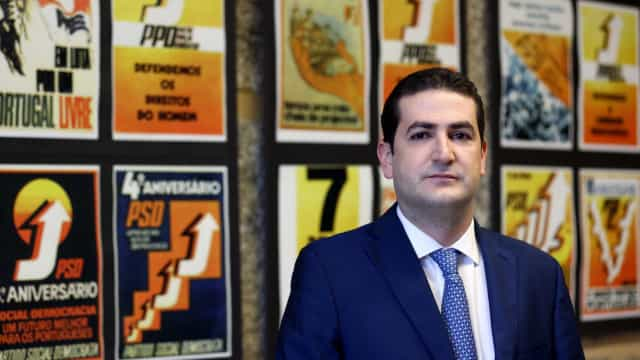 """Hugo Soares acusa direção do partido de """"desrespeito institucional grave"""""""