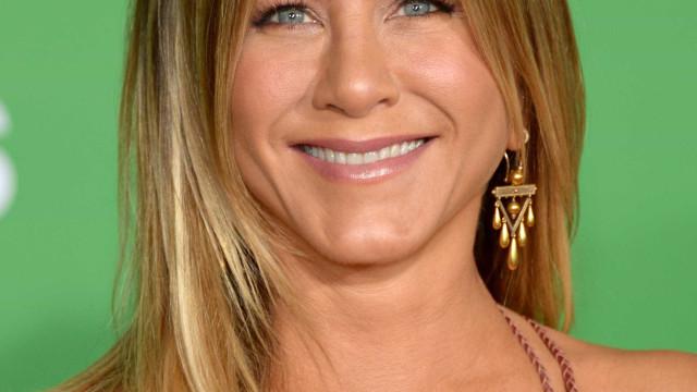 Jennifer Aniston está apaixonada por um ator (e não é Brad Pitt)