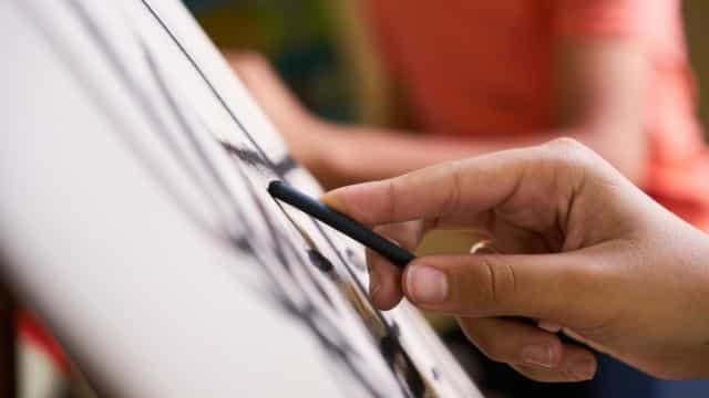 Pedro Calapez expõe pinturas e desenhos na Guarda