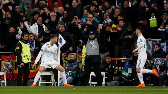 Cristiano Ronaldo prestes a igualar registo de golos... do Sporting