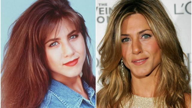 De menina a mulher: O estilo de Jennifer Aniston