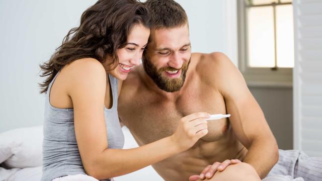 Há mais gravidezes no Dia dos Namorados (mas não tanto como no Natal)