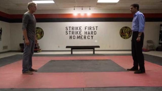 Mais de 30 anos depois, 'Karate Kid' original regressa, agora em série
