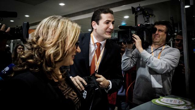 """Negrão? Soares não comenta por não se saber """"se haverá mais candidatos"""""""