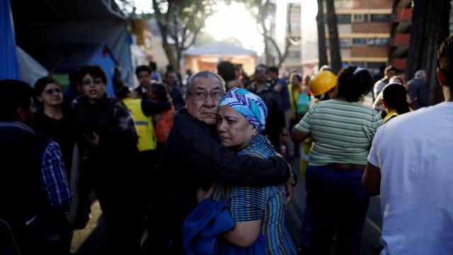 Sobe para 13 número de mortos em queda de helicóptero no México
