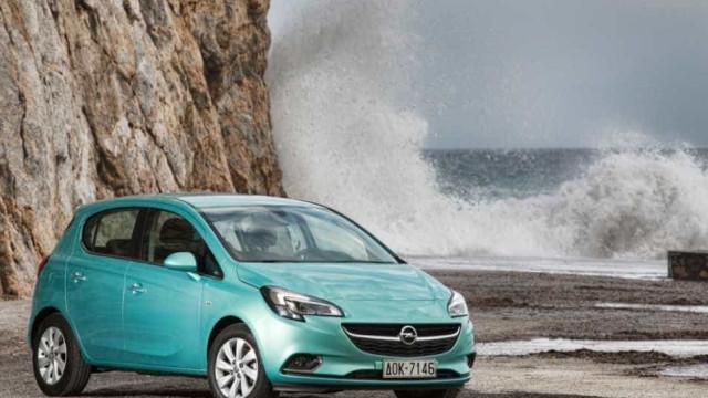 Opel Corsa pode ter uma versão elétrica em breve