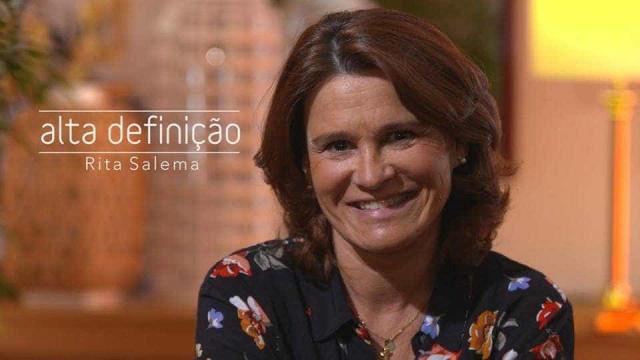 Rita Salema chora ao recordar a morte do pai e dos dois irmãos