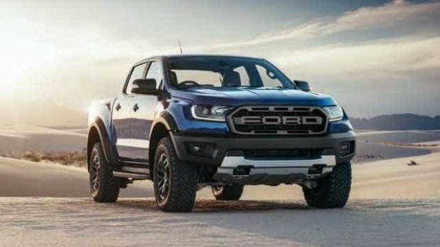 Ranger Raptor: Um Ford para quem gosta de estar 'fora de estrada'