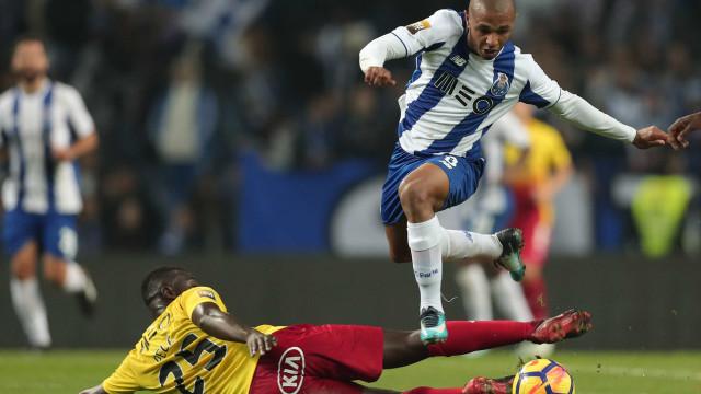 [1-0] FC Porto-Rio Ave: Sérgio Oliveira coloca os dragões na frente