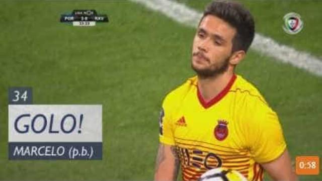E lá vão três para o FC Porto ... agora foi Marcelo a 'trair' o Rio Ave