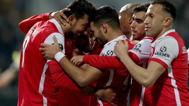 Sp. Braga não só 'bailou' como humilhou o eterno rival