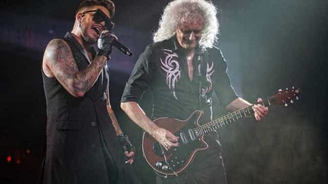 Queen + Adam Lambert arrancam digressão em Lisboa