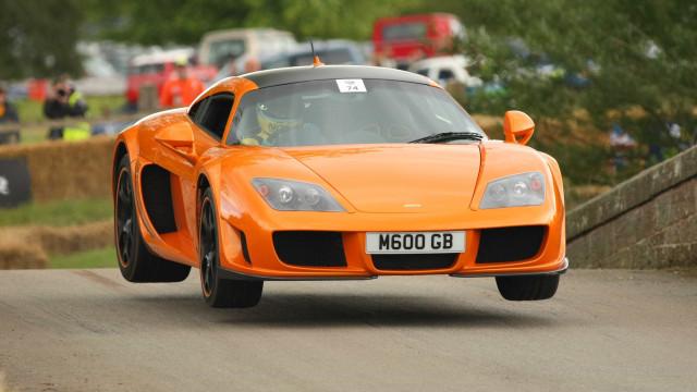 Top 25: Veja os carros mais rápidos do mundo